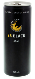 28 Black Acai Natural Energy Drink (250ml)