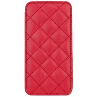 Gecko Allure Flip Wallet Case for iPhone 5/5S (Red)