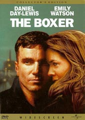 The Boxer on DVD