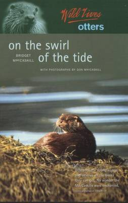Wild Lives Otters by Bridget MacCaskill image