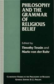 Philosophy and the Grammar of Religious Belief image