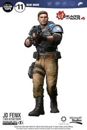 """Gears of War 4: JD Fenix - 7"""" Action Figure"""