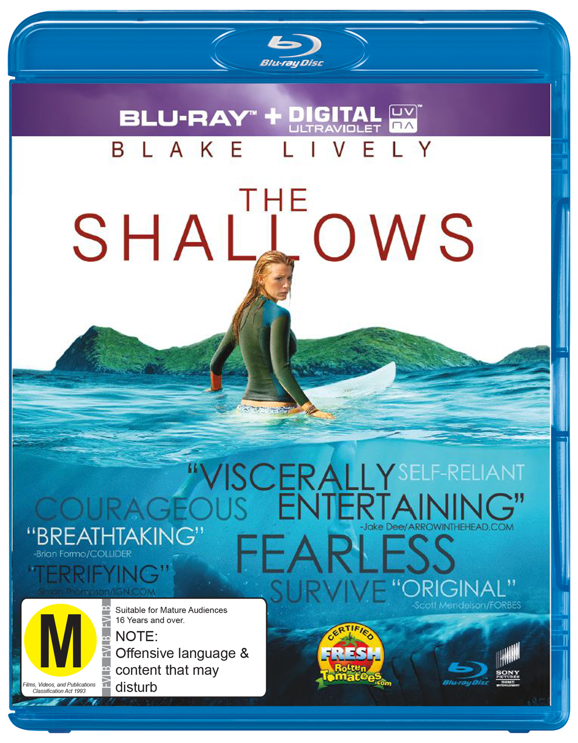 The Shallows on Blu-ray image