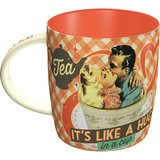 Say it 50's Mug - Tea It's Like A Hug in Cup!