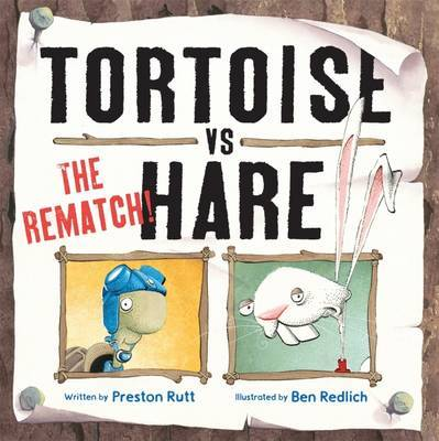 Tortoise v Hare by Preston Rutt