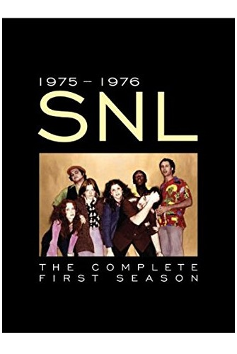 Saturday Night Live - The Complete First Season (8 Disc Set) on DVD image