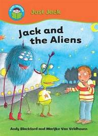 Jack and the Aliens by Andy Blackford image