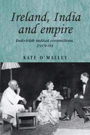 Ireland, India and Empire by Kate O'Malley image