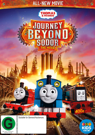 Thomas & Friends: Journey Beyond Sodor on  image