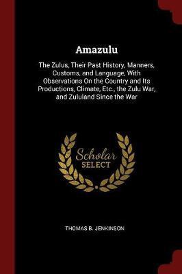Amazulu by Thomas B. Jenkinson
