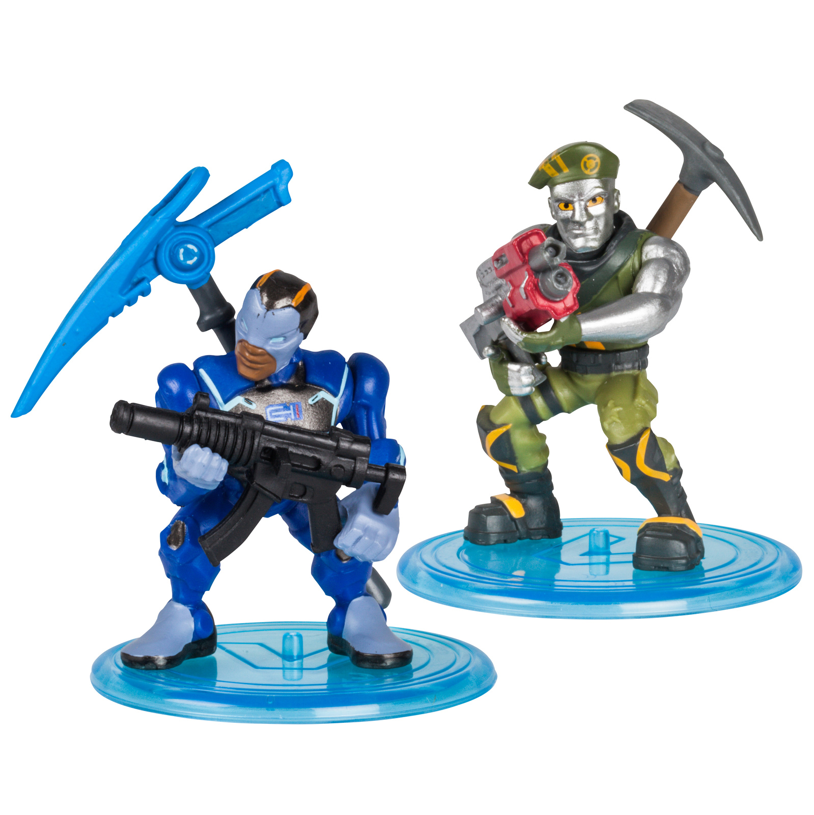 Fortnite Duo Pack Diecast Carbide Toy At Mighty Ape Nz