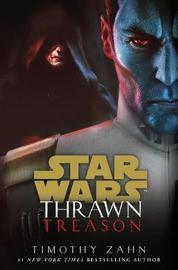 Thrawn: Treason by Timothy Zahn image