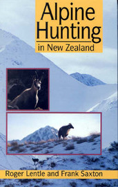 Alpine Hunting in New Zealand by Roger Lentle image