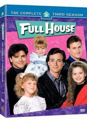 Full House - Complete Season 3 (4 Disc) on DVD