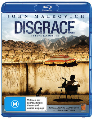 Disgrace on Blu-ray