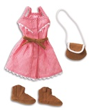 Corolle: Les Cherie - Sunny Days Dress Set
