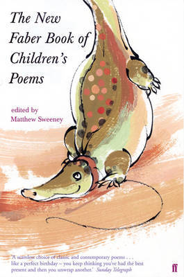The New Faber Book of Children's Poems image