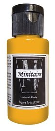 Badger: Minitaire Acrylic Paint - Cracked Leather (30ml)