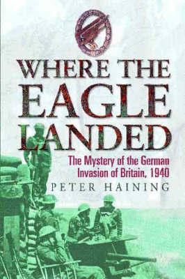WHERE THE EAGLE LANDED image