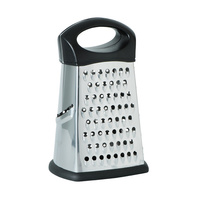 Stainless Steel 4 Sided Box Grater