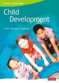 Level 3 Activities for Child Development: Tutor Resource Booklet image