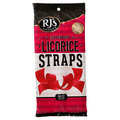 RJ's Raspberry Licorice Straps (260g)