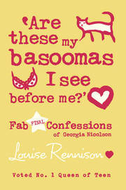 Are These My Basoomas I See Before Me? by Louise Rennison image