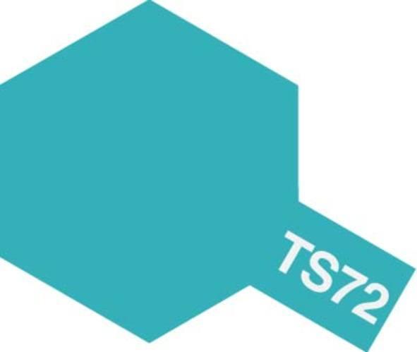 Tamiya TS-72 Clear Blue - 100ml Spray Can