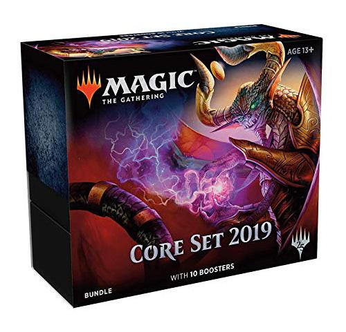 Magic The Gathering: Magic Core 2019 Bundle image