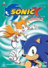 Sonic X - Volume 10 on DVD
