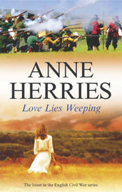 Love Lies Weeping by Anne Herries image