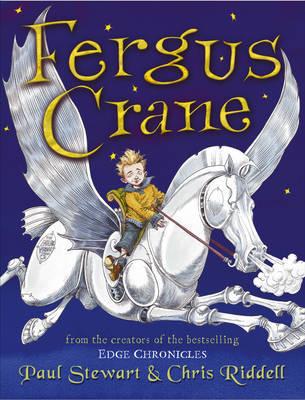 Fergus Crane by Paul Stewart image
