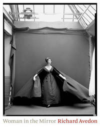 Woman in the Mirror-Richard Avedon by Richard Avedon