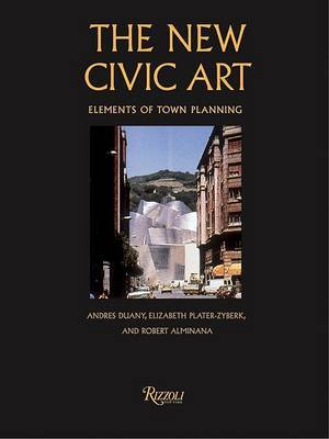 New Civic Art by Andres Duany image