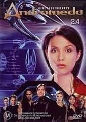 Andromeda 2.4 on DVD