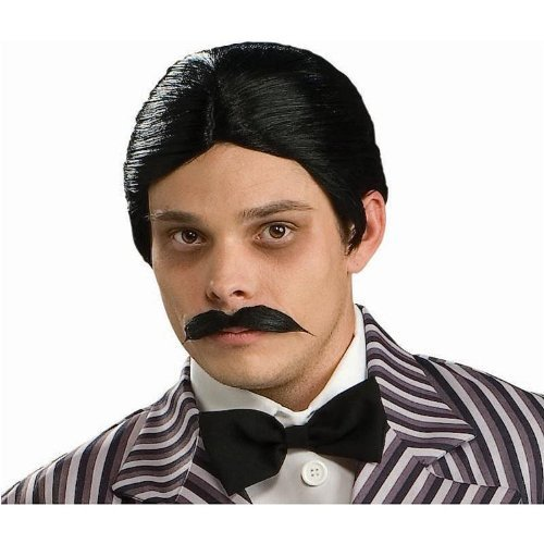 Gomez Wig and Moustache