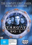 Stargate SG-1 - Season 1 (5 Disc Set) (New Packaging) on DVD