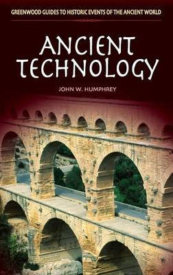 Ancient Technology by John W. Humphrey image
