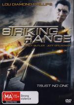 Striking Range on DVD