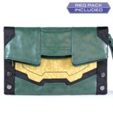 Halo Master Chief Clutch Bag