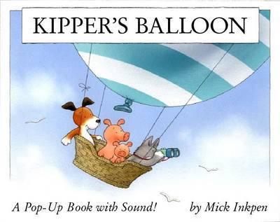 Kipper's Balloon by Mick Inkpen image