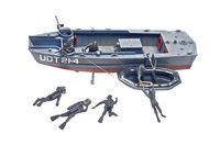 Revell: 1/35 UDT Boat with Frogmen - Model Set