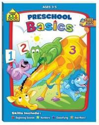 Preschool Basics Workbook