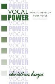 Vocal Power by Christina Kaya