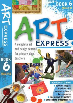 Art Express: Bk. 6 by Julia Stanton
