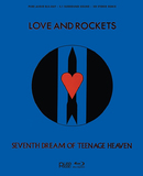 Love And Rockets: Seventh Dream Of Teenage Heaven on Blu-ray