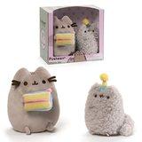 Pusheen The Cat: Birthday - Plush Collectors Set