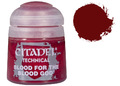 Citadel Technical Paint: Blood for the Blood God