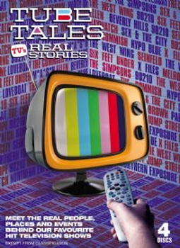 Tube Tales - TV's Real Stories (4 Disc Set) on DVD image