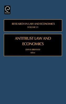 Antitrust Law and Economics image
